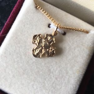 18kt Gold over Sterling Silver Necklace